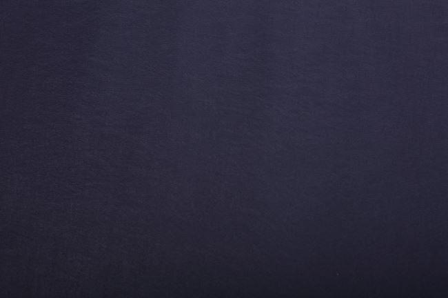 Pružná koženka v modré barvě 03629/008