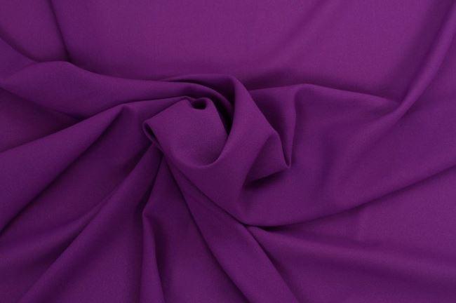 Krepšifón ve fialové barvě 03956/045