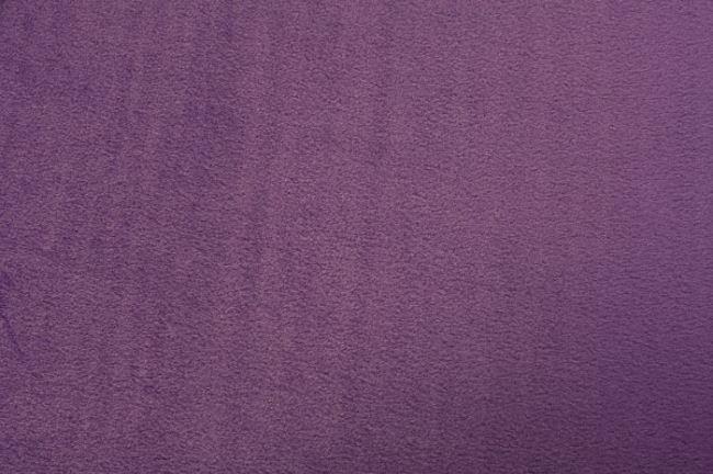 Fleece ve fialové barvě 0115/820