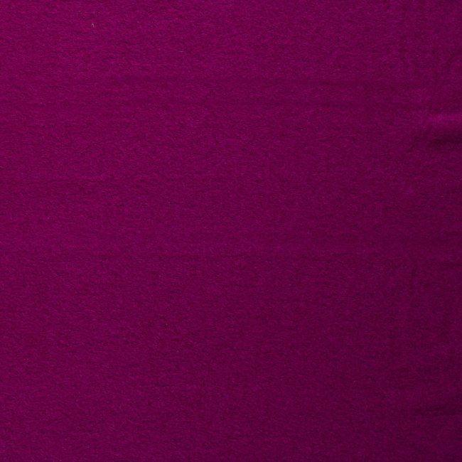 Vařená vlna ve vínové barvě 00669/018