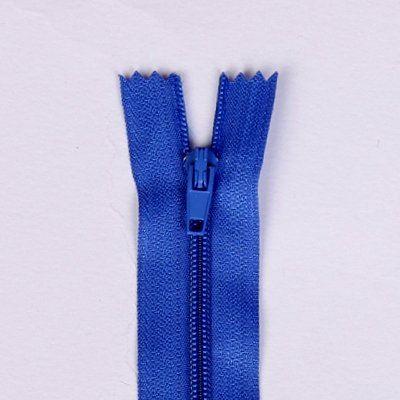 Spirálový zip v barvě královská modř 18cm I-3C0-18-213