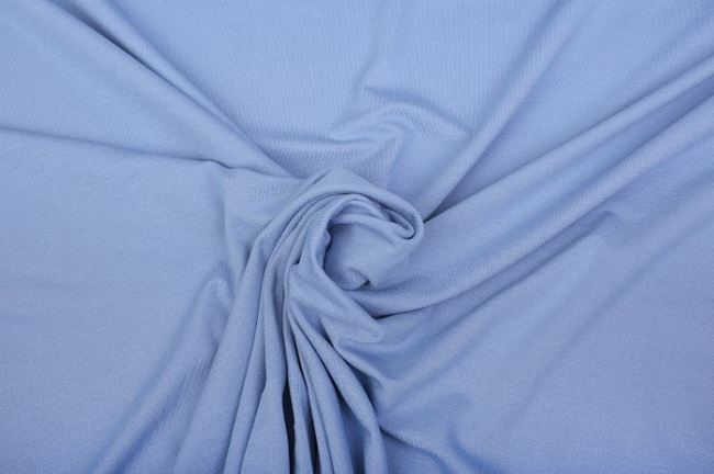 Viskózový úplet v modré barvě 02194/303