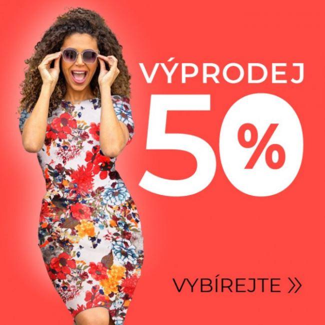 Letní výprodej -50% začal!!!