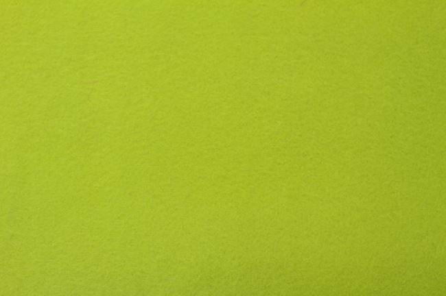 Filc ve svítivě zelené barvě 07071/023
