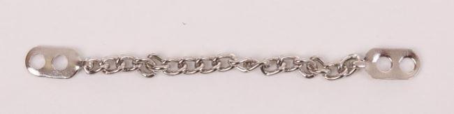 Poutko řetízek ve stříbrné barvě K-ME0-33079-1