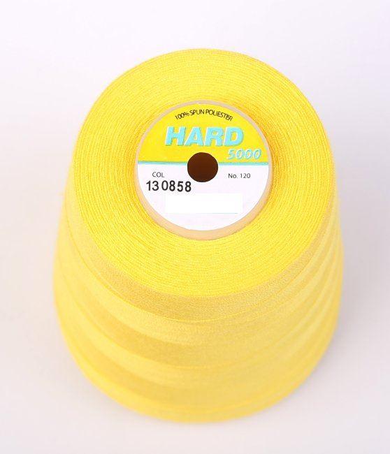Světle žlutá nit s návinem 5000 yardů I-N50-40-13085