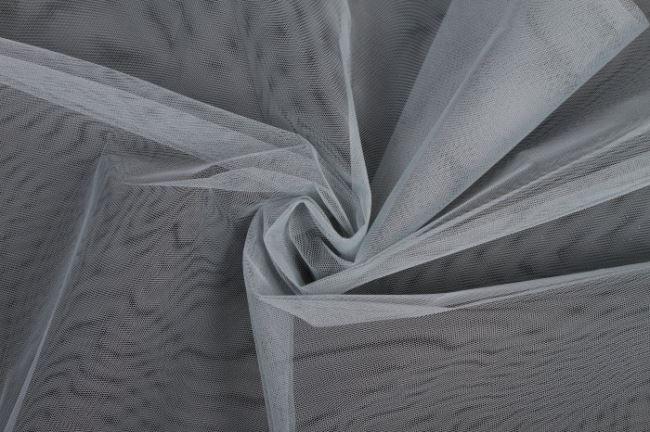 Tyl v šedé barvě 04972/070