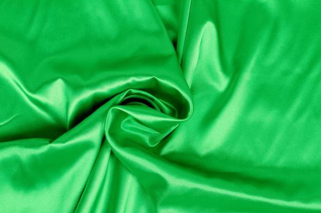 Satén zelený 04796/025