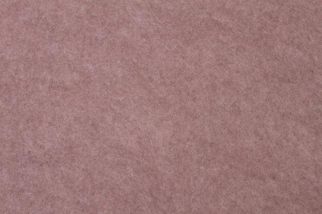 Filc v hnědé barvě 07070/255