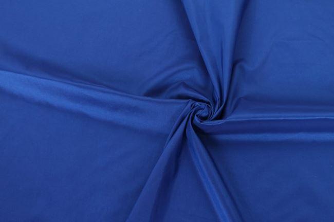 Taft modrý 0420/650