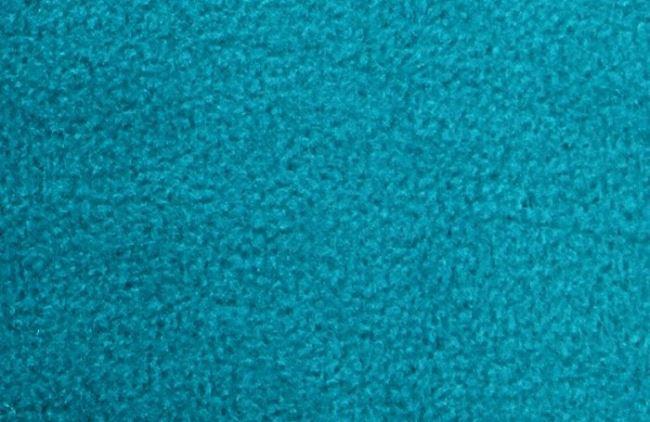 Fleece petrolejový 0115/670