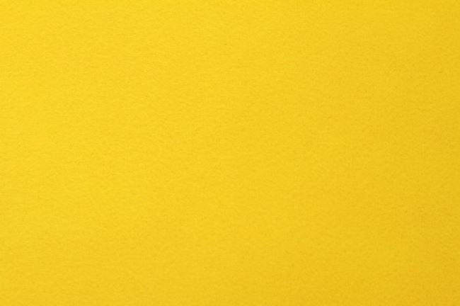Filc ve žluté barvě 07071/035