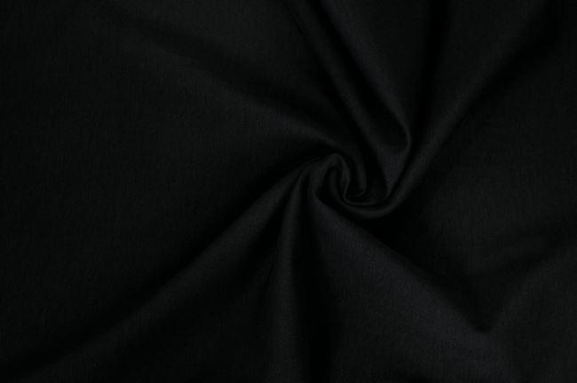 Viskózový úplet černý 02194/069