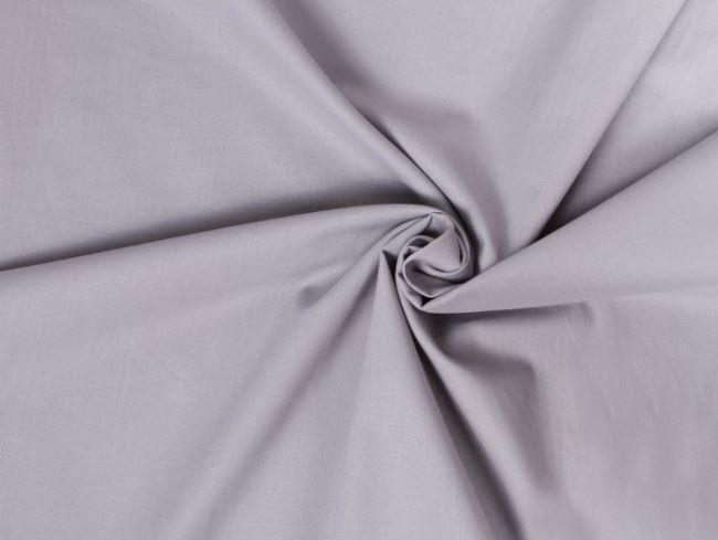 Bavlněné plátno světle šedé 01805/061