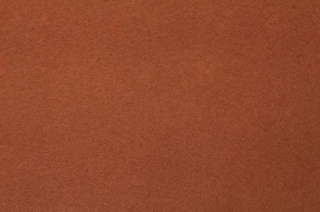 Filc v hnědé barvě 07071/057