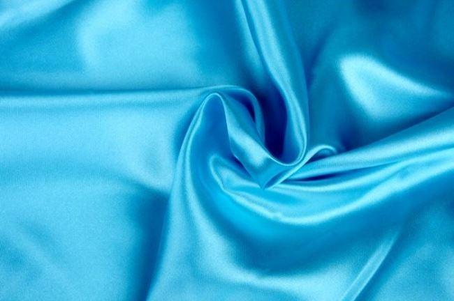 Satén modrý 04796/004
