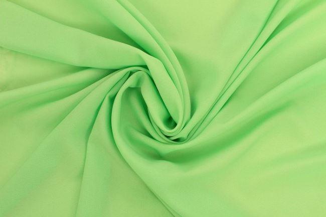 Krepšifón ve světle zelené barvě 03956/023