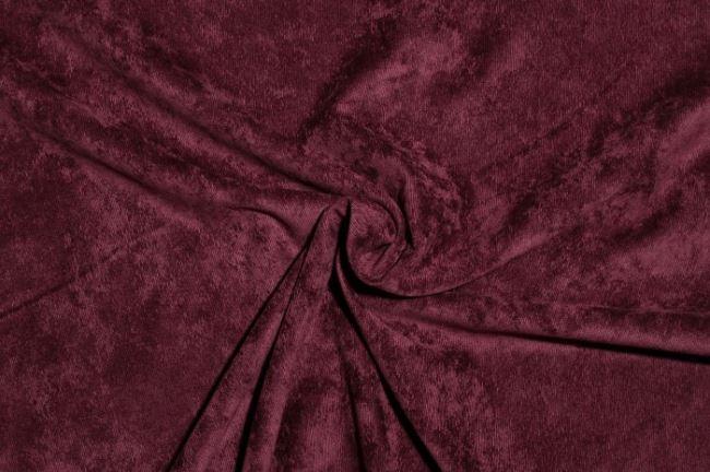 Prací kord tmavě vínový 1576/019