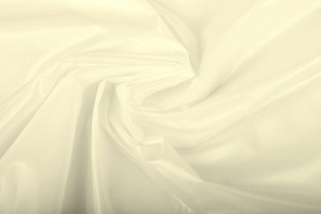 Šusťákovina smetanové barvy s hydrofobní úpravou AB675