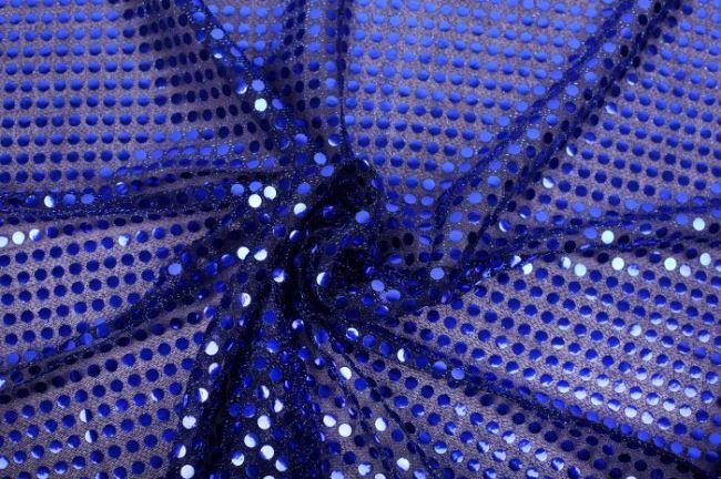 Flitry v kobaltové barvě 05585/005