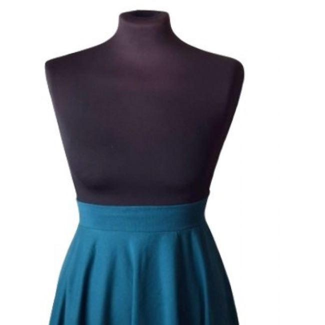 DIY návod: Jak si ušít kolovou sukni?