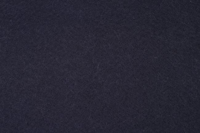 Filc v tmavě modré barvě 20x30cm 07060/008