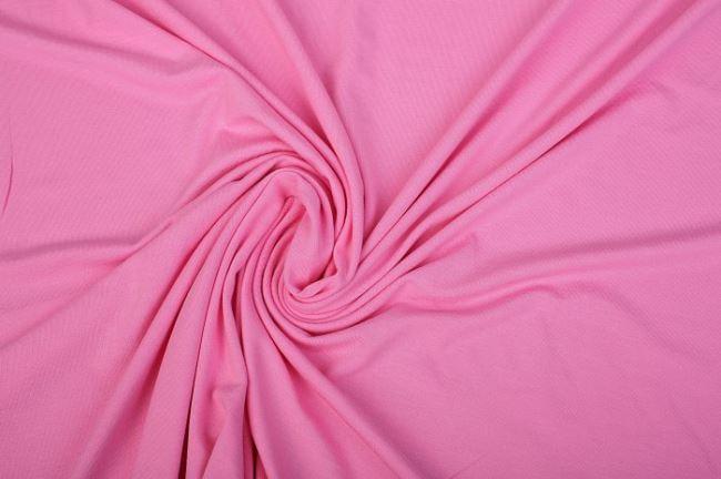 Viskózový úplet v růžové barvě 02194/013