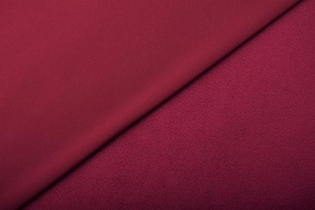 Softshell ve vínové barvě 07004/018
