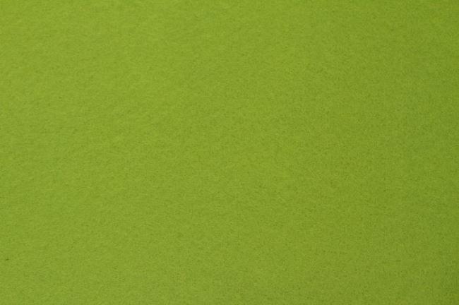 Filc v hráškové barvě 07071/026