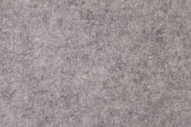 Filc v šedém melíru 07070/063