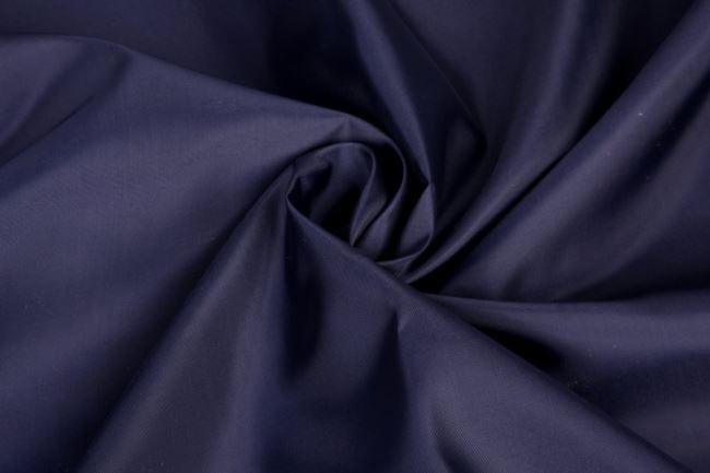 Podšívka polyesterová tmavě modrá 0160/600
