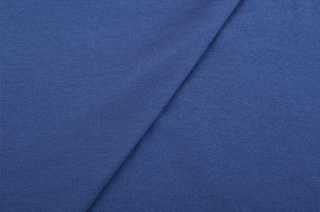 Teplákovina French Terry tmavě modrá 02775/006