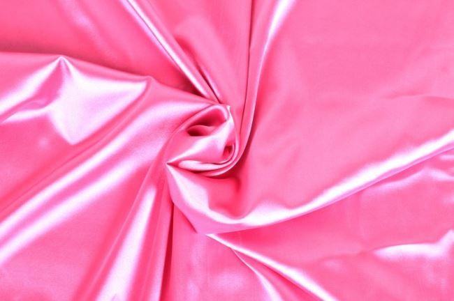 Satén světle růžový 04796/012