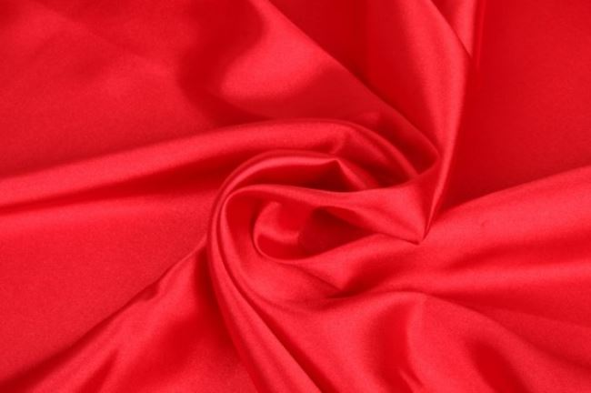 Satén červený 04796/015