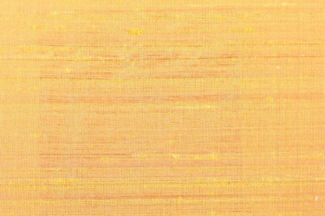 Hedvábí dupion silk žluto-zlaté 04797/035