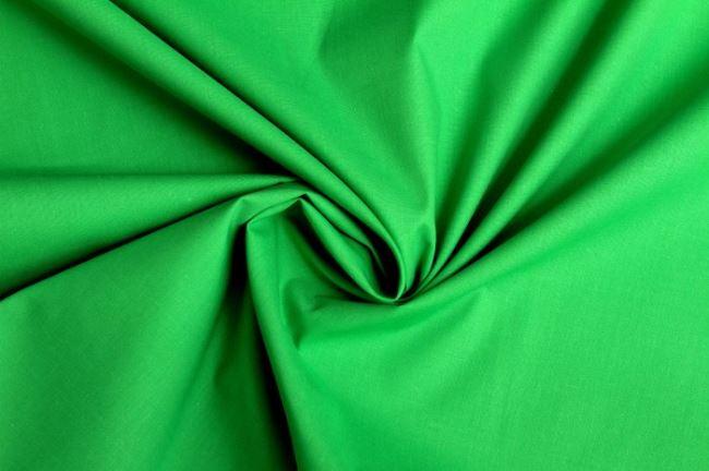 Bavlněné plátno v zelené barvě 03121/025