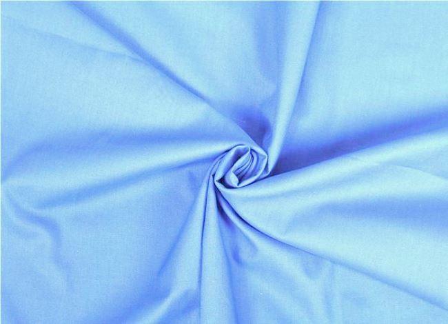 Světle modré bavlněné plátno 01805/002