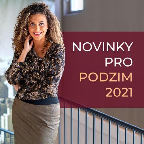 MÓDNÍ TRENDY PRO PODZIM/ZIMU 2021