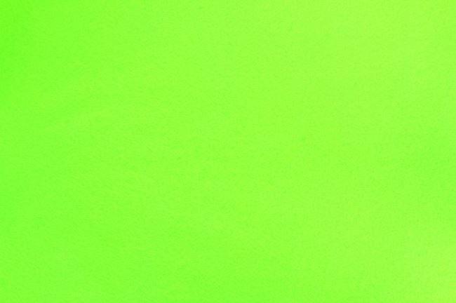Filc svítivě zelený 07073/125
