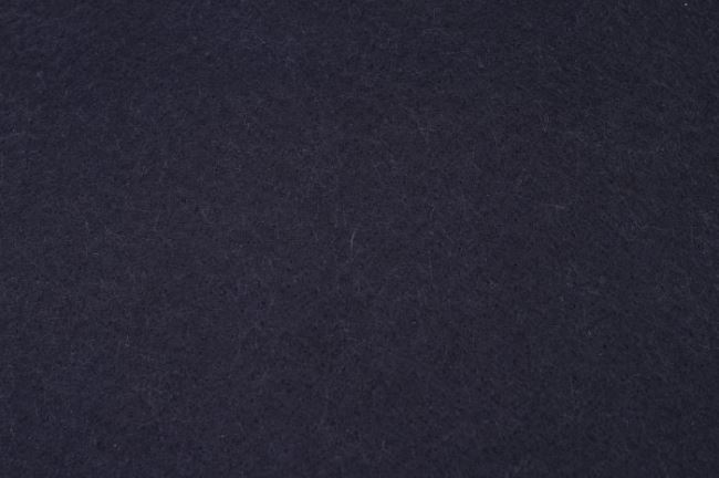 Filc v tmavě modré barvě 07071/008