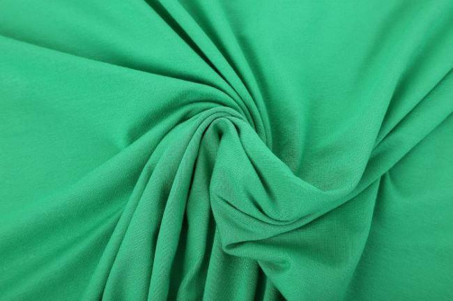 Viskózový úplet zelený 02194/025
