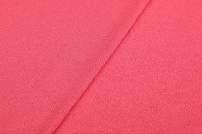 Teplákovina French Terry růžová 02775/013