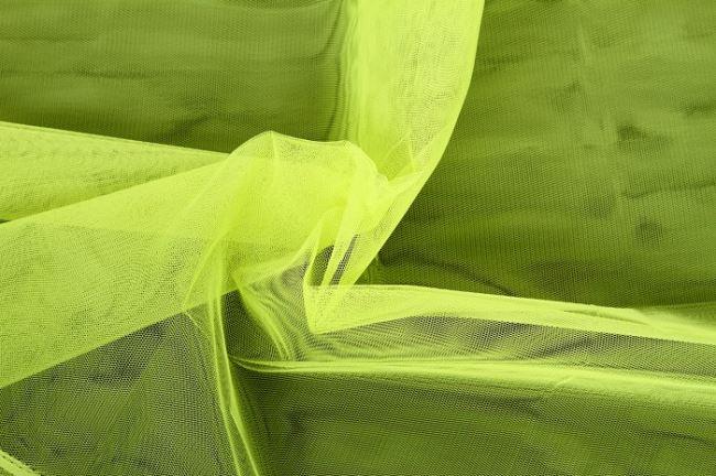 Tyl světle zelený 04972/023