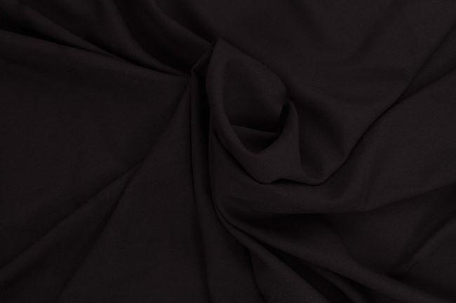 Krepšifón v černé barvě 03956/069