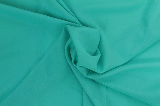 Krepšifón v tyrkysové barvě 03956/024