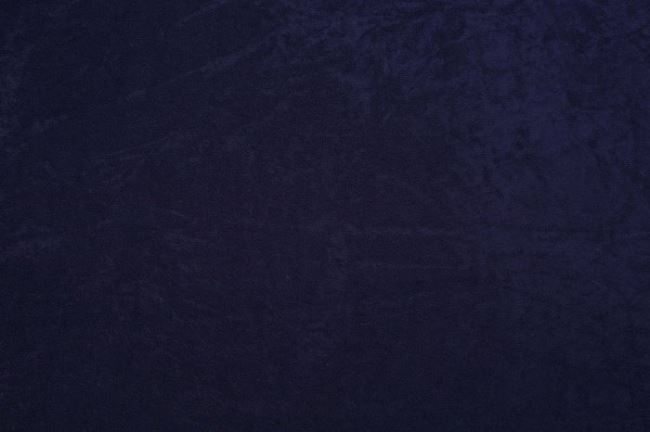 Samet v tmavě modré barvě 08800/008