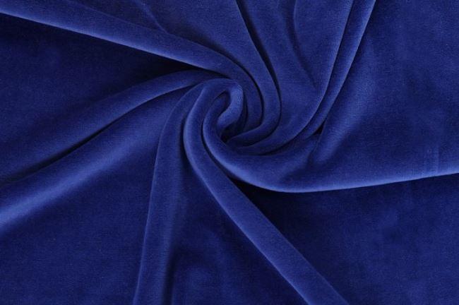 Nicky velour - královská modř 0173/651