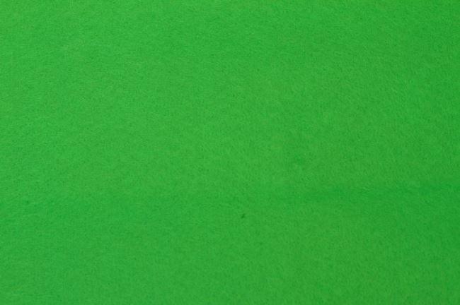 Filc v jasně zelené barvě 07071/021