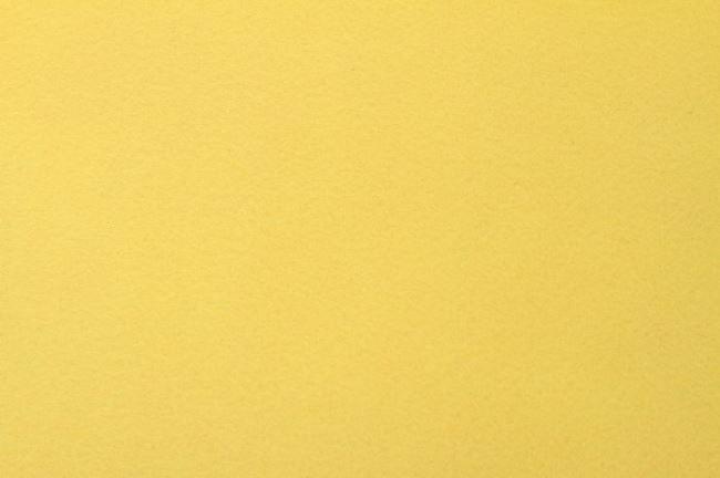 Filc ve světle žluté barvě 07071/033