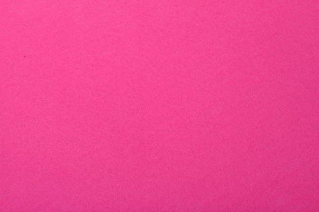 Filc ve fuchsiové barvě 07071/017